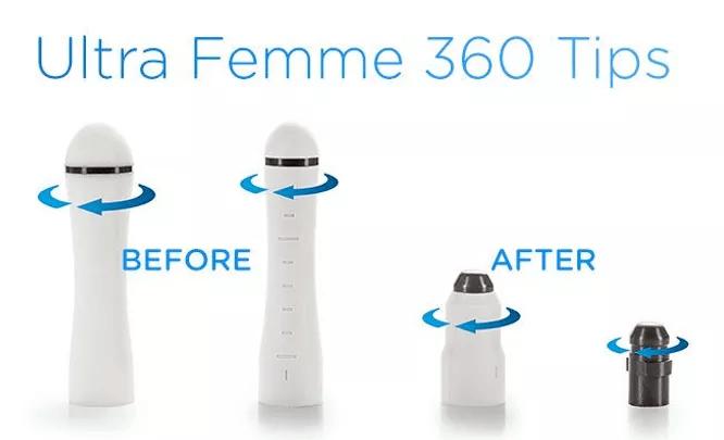 BTL Ultra Femme 360, Iebotox