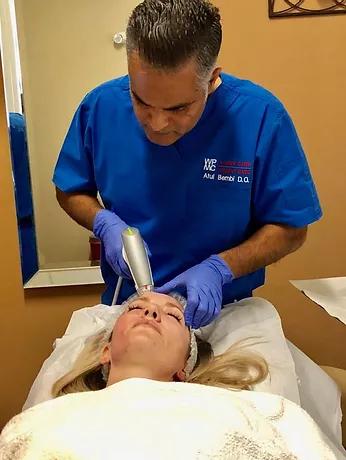 Sublative Treatments